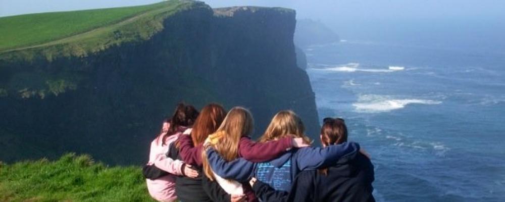 Irish language school for sell